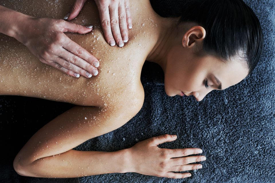 ALBA Spa massage services in Abu Dhabi