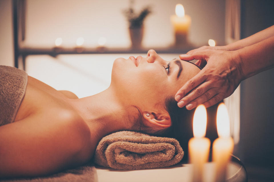 Massage services near Al Danah
